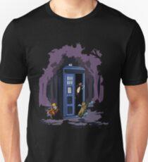 Doctor Who Kawarimi No Jutsu T-Shirt