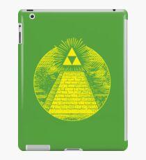 Hyrulian Seal iPad Case/Skin