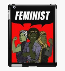 feminist starwars iPad Case/Skin