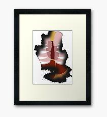 Organs Framed Print
