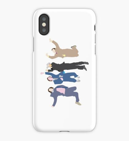 The Channel 4 news team iPhone Case/Skin