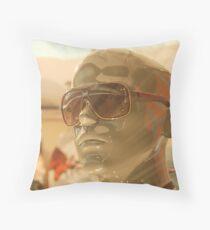 Manequin Throw Pillow