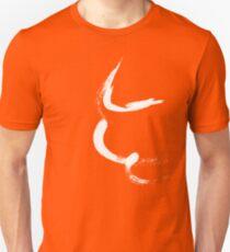 White Bull (Peekaboo) Unisex T-Shirt
