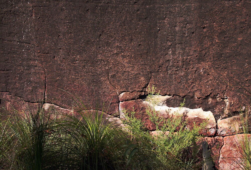 Natural Wall by jkp07