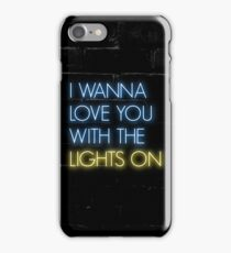Lights On iPhone Case/Skin