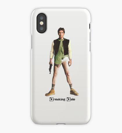 Breaking Solo iPhone Case/Skin