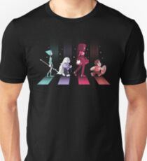 Crystal Gem Road Unisex T-Shirt