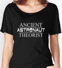 Ancient Astronaut Theorist (Version 2) Women's Relaxed Fit T-Shirt