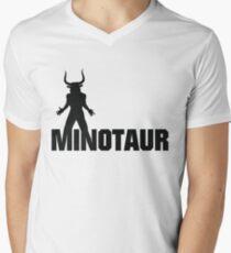 Minotaur Men's V-Neck T-Shirt