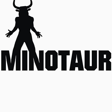 Minotaur by givengraphics