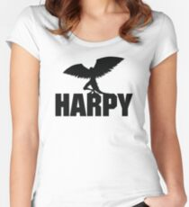 Harpy Women's Fitted Scoop T-Shirt