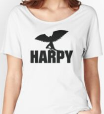 Harpy Women's Relaxed Fit T-Shirt