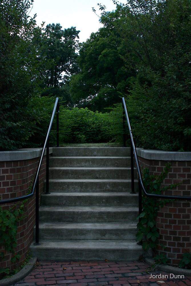 Stairway to nowhere... by Jordan Dunn