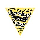 Survival Of The Fittest by capdeville13