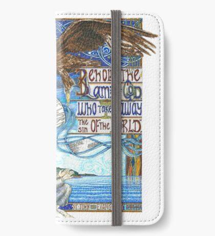 St. John the Evangelist iPhone Wallet