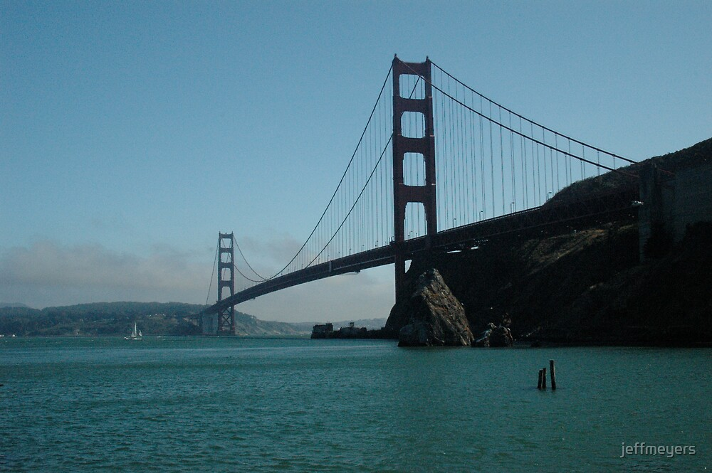 Golden Gate Bridge 1 by jeffmeyers