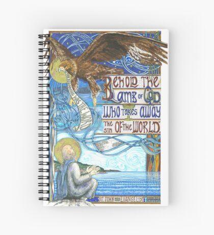 St. John the Evangelist Spiral Notebook