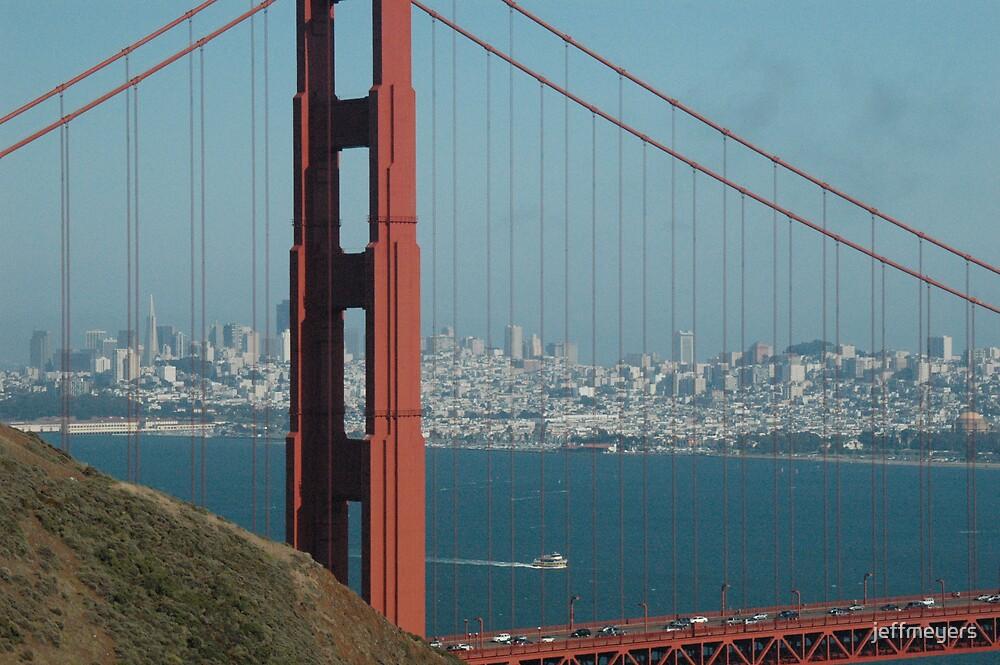 Golden Gate Bridge 3 by jeffmeyers