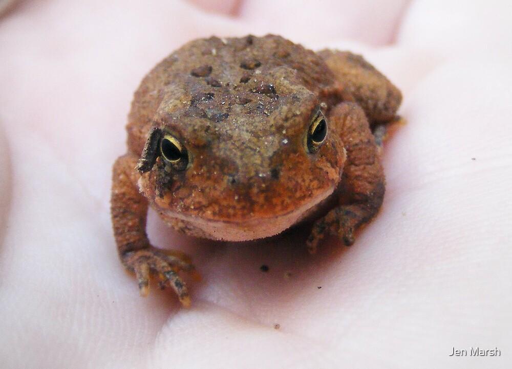 Feelin' Froggy by Jen Marsh