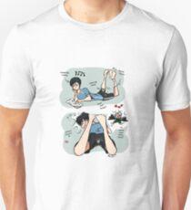 Yuri On Ice - Butts Butts Butts (Mini Viktor series) Unisex T-Shirt