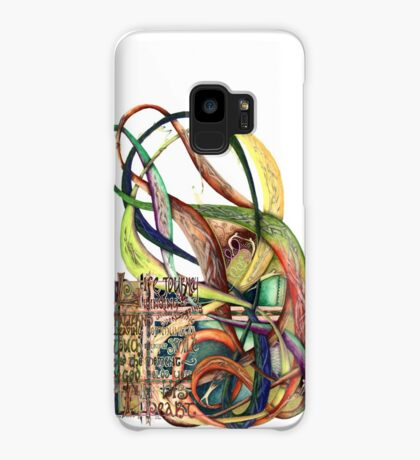 Life Journey Case/Skin for Samsung Galaxy