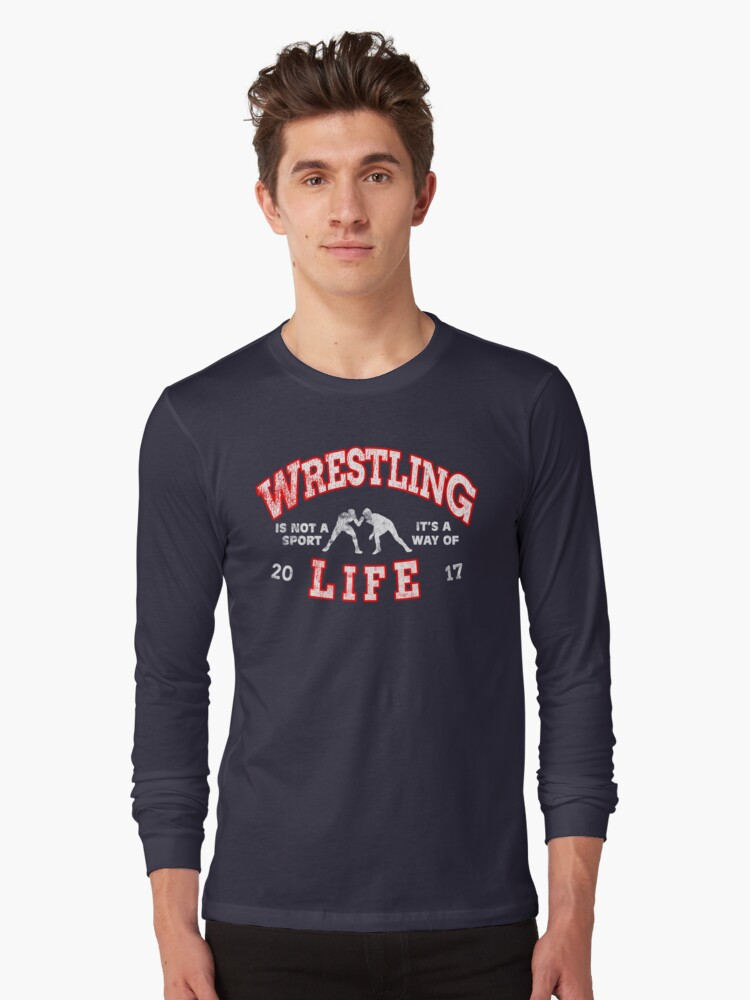 ae7250a33d4 Mens Long Sleeve T Shirts 2019