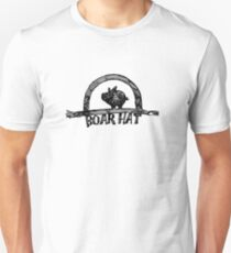 The Boarhat Bar logo T-Shirt