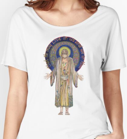 Life in Christ Women's Relaxed Fit T-Shirt