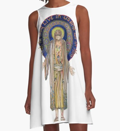 Life in Christ A-Line Dress