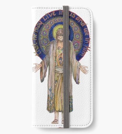 Life in Christ iPhone Wallet