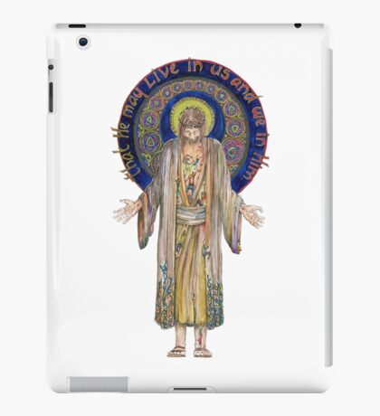 Life in Christ iPad Case/Skin