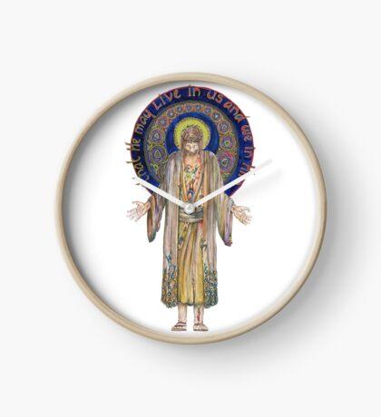 Life in Christ Clock