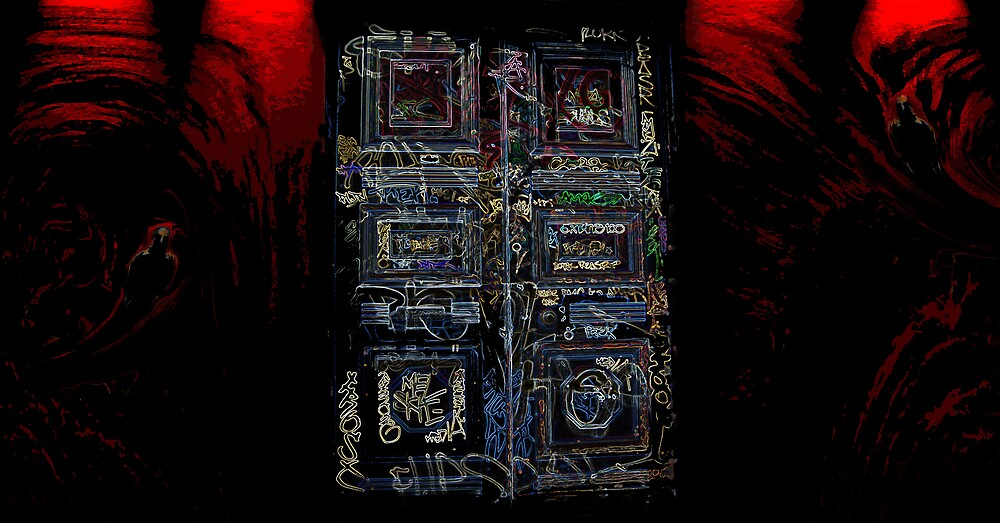 THE DARKEST DOOR by zee1