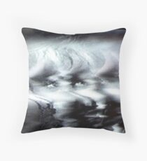 Oblivion Is My Television Name Throw Pillow