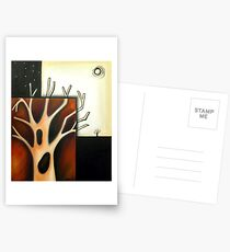Tree with Holes Postcards