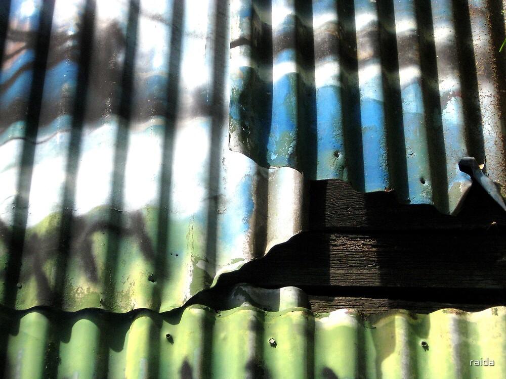Graffiti Wall 1 by raida