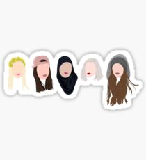 Girl Squad Sticker