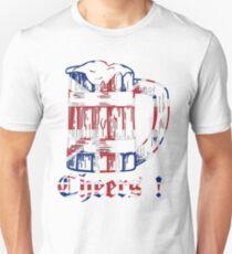 English Beer Glass Unisex T-Shirt
