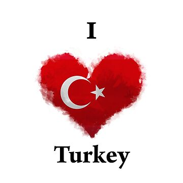 I Love Turkey by KarimStudio