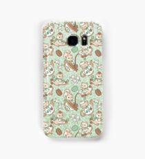 Kittea Time Samsung Galaxy Case/Skin