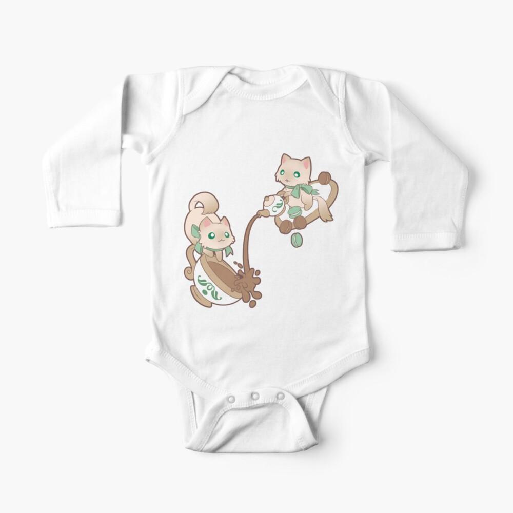 Tiempo de Kittea Body para bebé