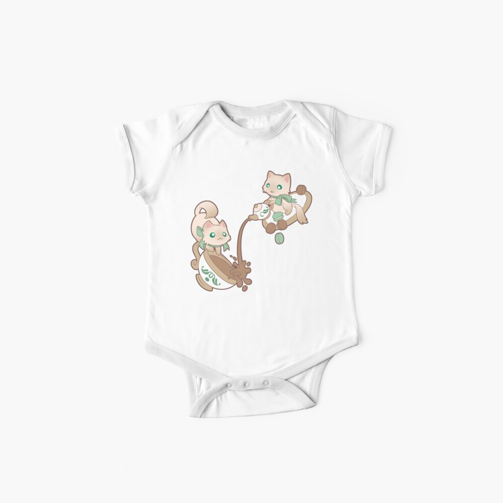 Kittea Time Baby One-Pieces