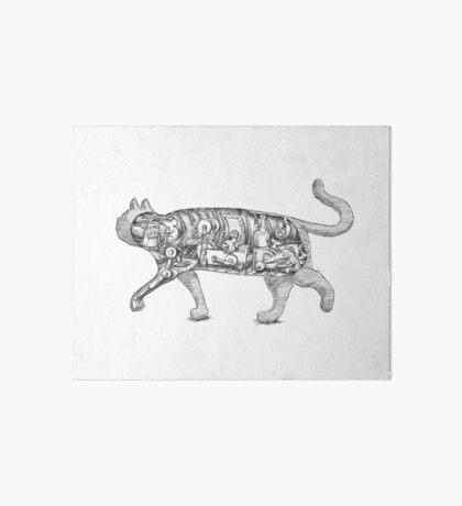 The Trojan Cat Art Board