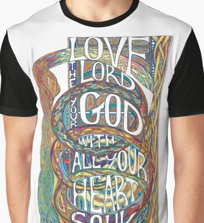 Love The Lord Graphic T-Shirt