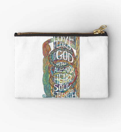 Love The Lord Studio Pouch