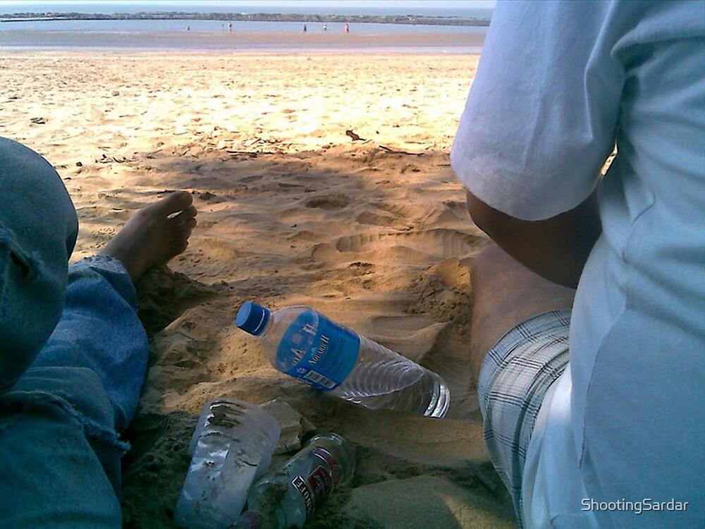 Bhaji on the Beach... by ShootingSardar