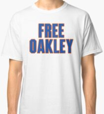 Free Charles Oakley - New York Classic T-Shirt