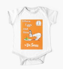 Green Eggs and Ham by Dr Suess Kids Clothes