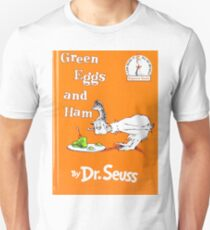 Green Eggs and Ham by Dr Suess Unisex T-Shirt