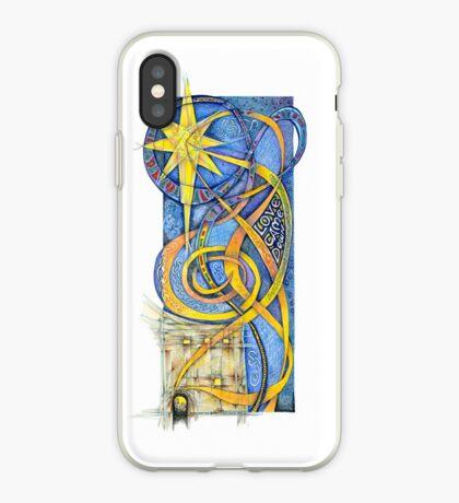 Love Come Down iPhone Case